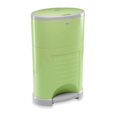 Dekor Kolor Plus Diaper Disposal Pail in Sage