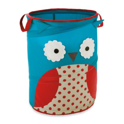 SKIP*HOP® Zoo Pop-Up Hamper - Owl