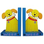 Tatutina™ Yellow Dog Bookends