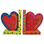 Tatutina™ Heart Bookends