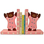 Tatutina™ Pink Teddy Bear Bookends