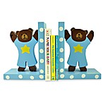 Tatutina™ Blue Teddy Bear Bookends