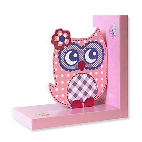 Garden Owl Bookends (Set of 2)