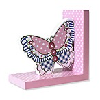 BelieVein Your Dreams Butterfly Left Bookend