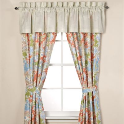 Nautica® Greenport Window Valance