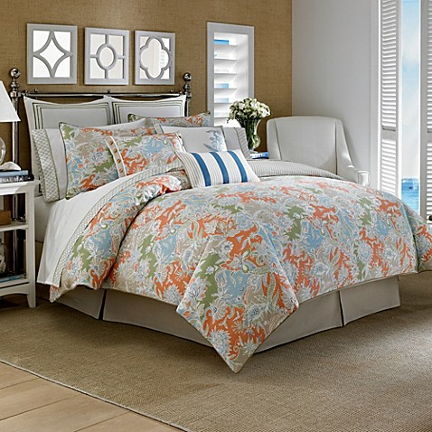 Nautica® Greenport Full/Queen Comforter in Grass