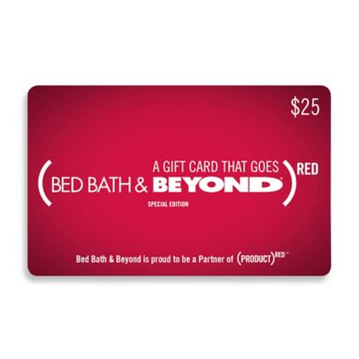 (RED)EEM Gift Card $25.00