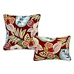 Outdoor Toss Pillow Collection in Floral