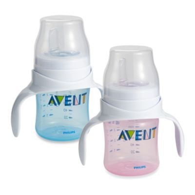 AVENT Bottle To First Cup Trainer (4-Months +)