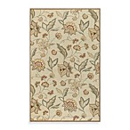 Ovar Indoor/Outdoor Area Rug in Beige