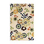 Bari Indoor/Outdoor Rug in Cream