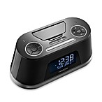 HMDX® Freedom Alarm Clock Radio w/Lightning Pin and Bluetooth