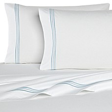 Bellino Fine Linens® Tivoli Fitted Sheet in White