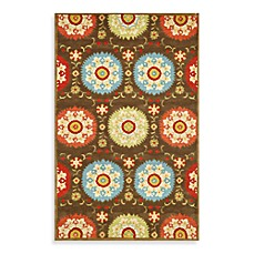 Suzanie Rug in Brown