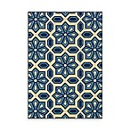 Sphinx Caspian Indoor/Outdoor Rug in Blue