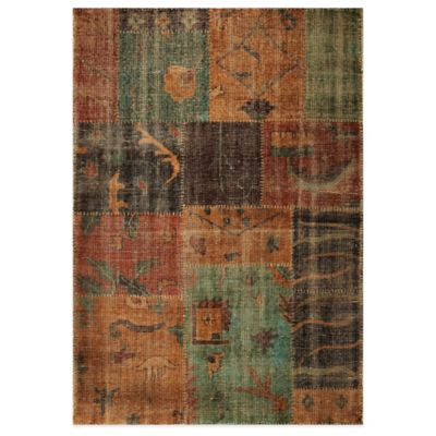 KAS Cypress Syria 8-Foot x 11-Foot Hand Knotted Rug