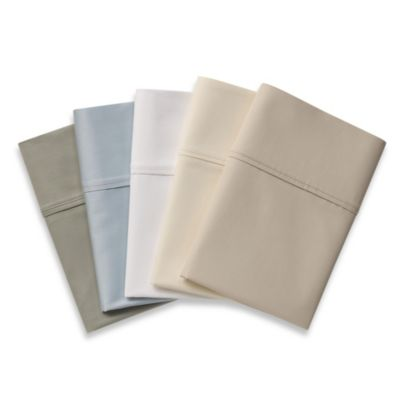 Wamsutta® 400 Thread Count Dual King Sheet Set in Butter