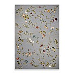 KAS Horizon Blue Floral Indoor/Outdoor Rugs