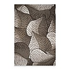 KAS Horizon Silver Fauna Indoor/Outdoor Floor Mat