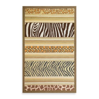 KAS® Fairfax Safari Indoor/Outdoor Rugs