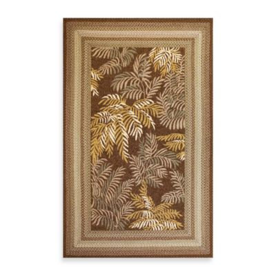 KAS® Fairfax Fern Indoor/Outdoor Rugs