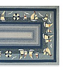 KAS Fairfax Sailboats Indoor/Outdoor Rugs