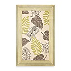 KAS® Fairfax Ivory Whimsy Indoor/Outdoor Rugs