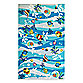 KAS® Sonesta Blue Tropical Fish Rug