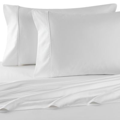 Blue White Bed Sheets