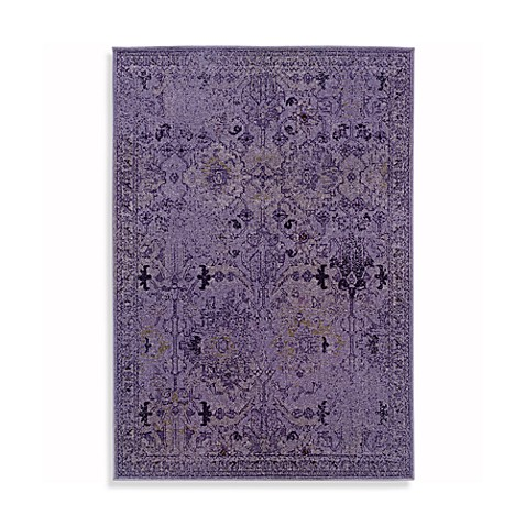 buy purple rugs from bed bath beyond