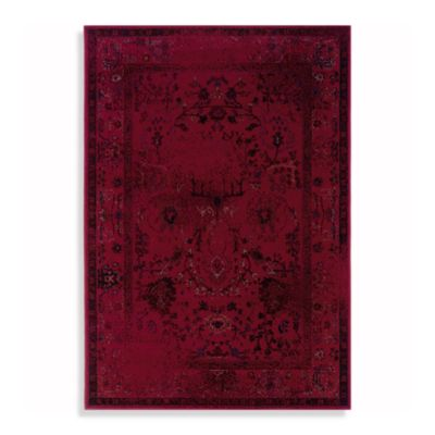 Oriental Weavers Revival 5-Foot 3-Inch x 7-Foot 6-Inch Rug in Red