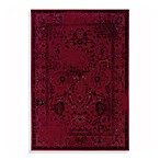 Sphinx Revival Rugs in Red