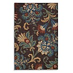 B. Smith Charleston Rug in Chocolate