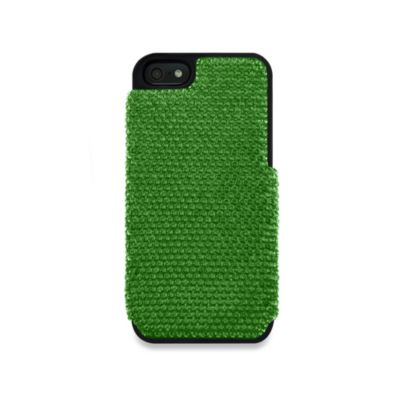 DEOS Full Pave Swarovski® Elements iPhone® 5 Case in Fern Green