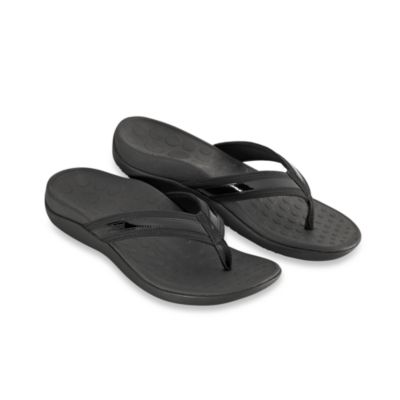 Orthaheel® Tide Women's Black Sandal