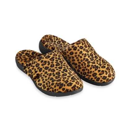 Orthaheel® Gemma Women's Leopard Slippers