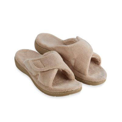 Orthaheel® Relax Women's Tan Slippers