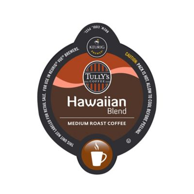 Vue™ Pack 16-Count Tully's® Hawaiian Blend Coffee for Keurig® Vue Brewers