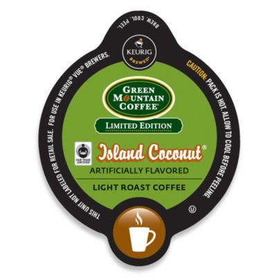 Vue™ 16-Count Green Mountain Coffee® Island Coconut® Coffee for Keurig® Brewers