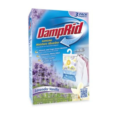 DampRid Hanging Moisture Absorber (Set of 3)