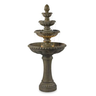Kenroy Home Rialto Outdoor Fountain