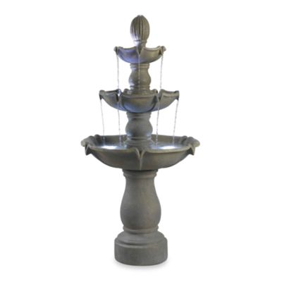 Kenroy Home Sherwood Outdoor Fountain