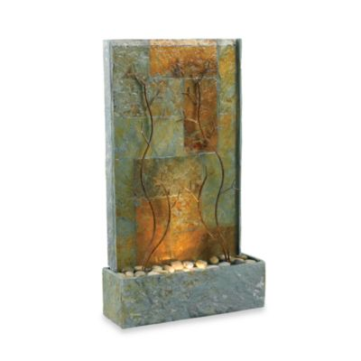 Kenroy Home Copper Vines Indoor/Outdoor Fountain