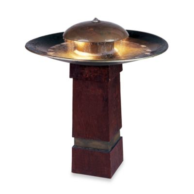 Kenroy Home Portland Sound Outdoor Fountain