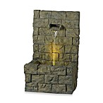 Kenroy Home Garden Wall Outdoor Fountain