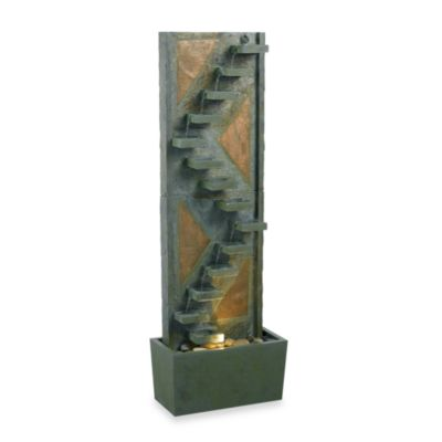 Kenroy Home Traverse Indoor/Outdoor Floor Fountain