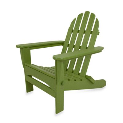 Lime Adirondack Chair