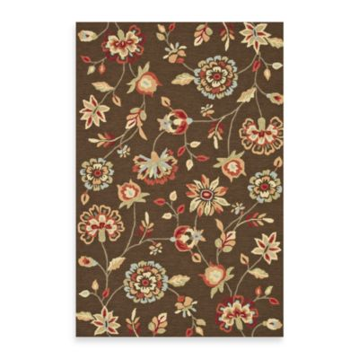 Loloi Rugs Summerton Brown 2-Foot 3-Inch x 3-Foot 9-Inch Rug