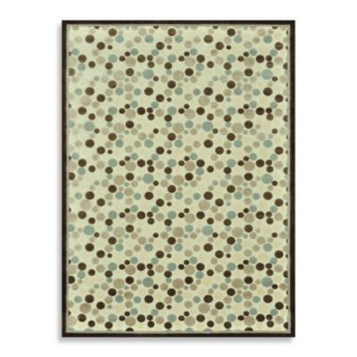 Loloi Rugs Halton 5-Foot 3-Inch x 7-Foot 7-Inch Indoor Rug in Ivory/Multi