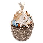 Blue Lagoon Potpourri Ceramic Pot